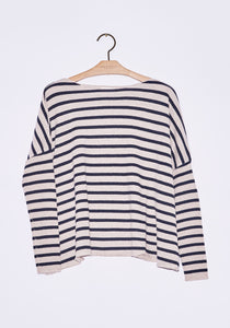Jillian Stripe Top