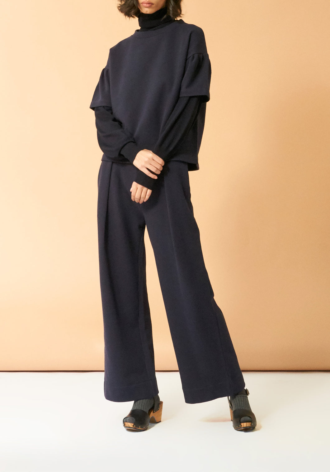 Kennedy Pant - Navy