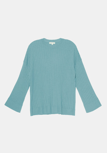 Madilyn Sweater G37 - Light Blue