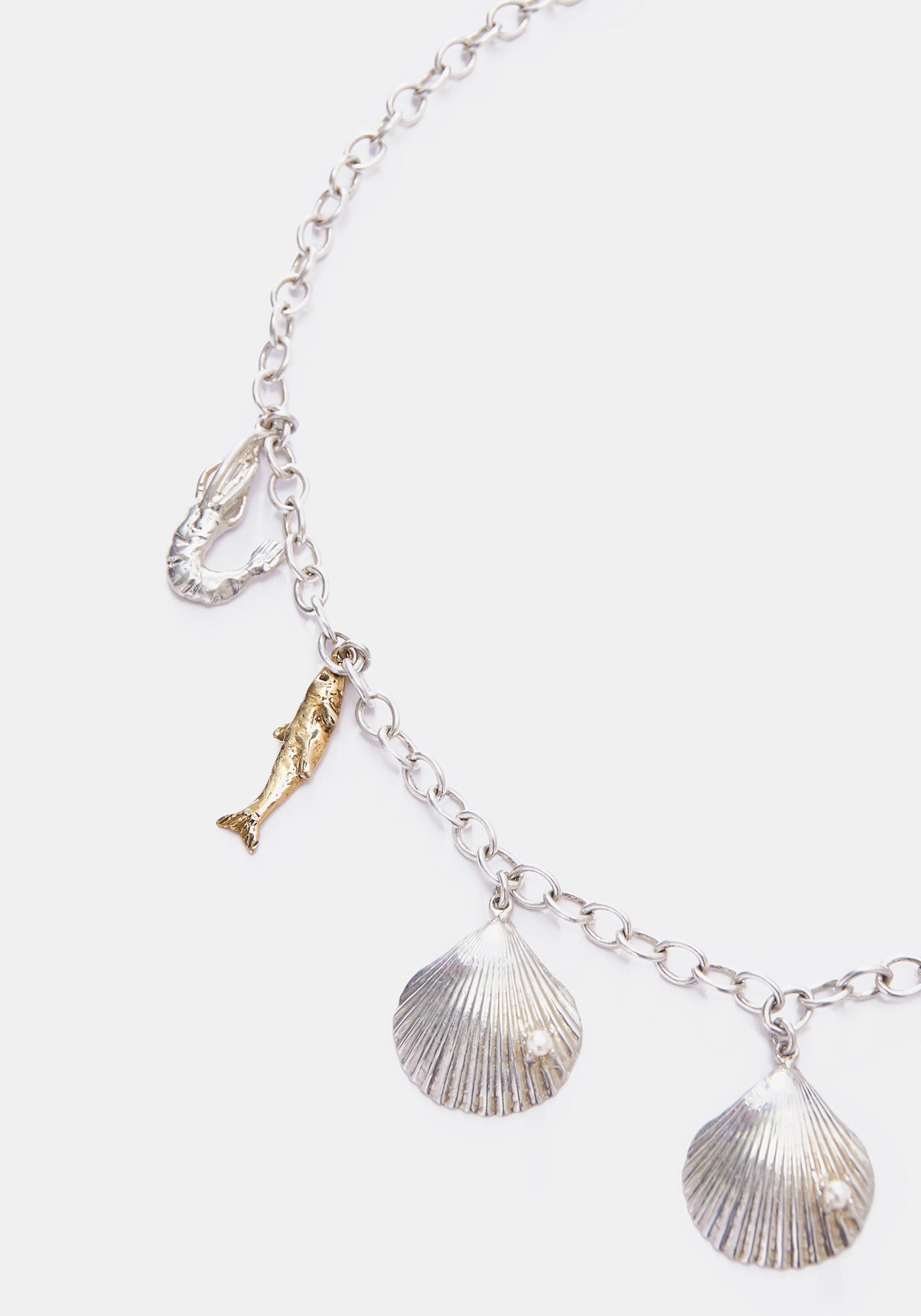 La Plage Charm Necklace
