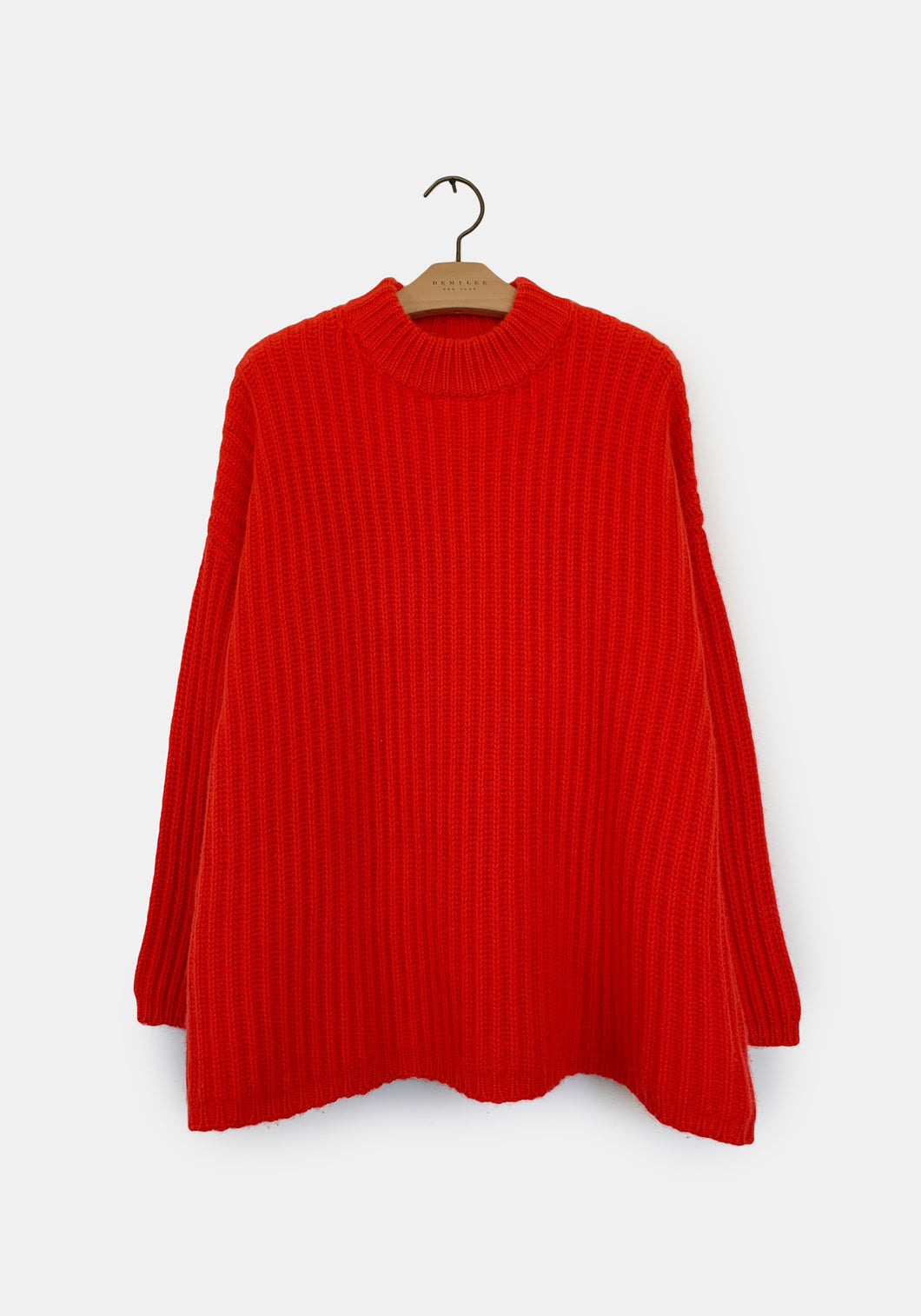 Sharon Sweater 3 - Scarlet
