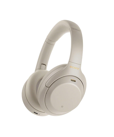 Sony Wireless Noise Cancelling Headphones WH-1000XM4 (Silver)