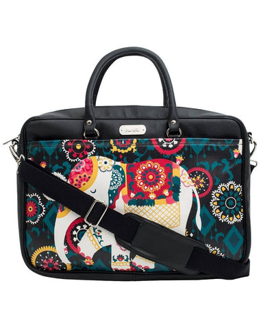 Regal Elephant Laptop Bag