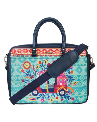 Bohemian Auto Laptop Bag