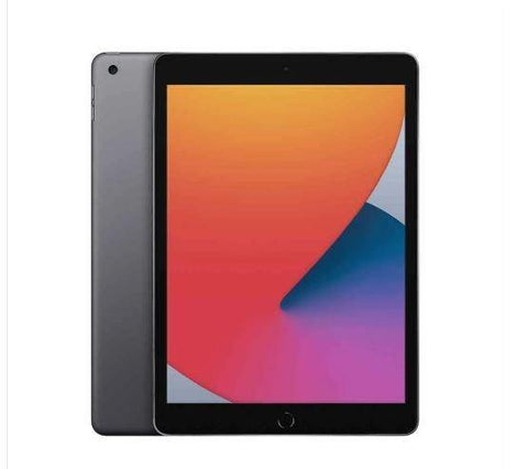 Apple iPad (2020) 128GB Wifi+Cellular (Space Gray) MYML2LL/A