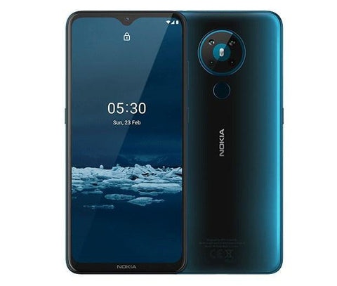 Nokia 5.3 Single Sim 4GB RAM 64GB LTE (Cyan)