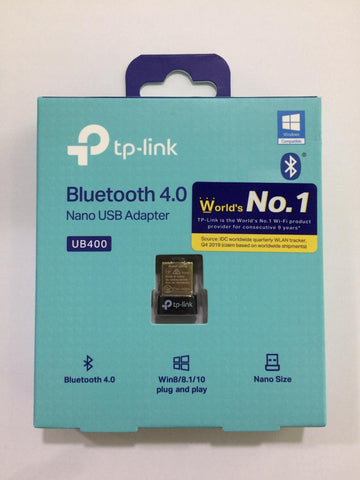 TP-link Bluetooth 4.0 Nano USB Adapter UB400