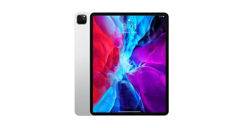 Apple iPad Pro 12.9 (2020) 512GB Wifi + Cellular (Silver) USA spec MXG12LL/A