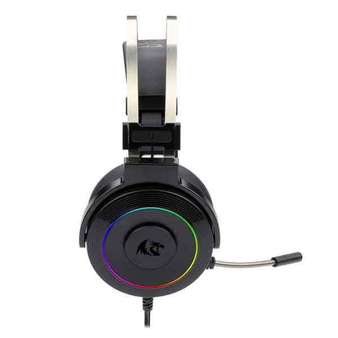 REDRAGON H320 LAMIA 2 USB 7.1 Surround Sound RGB Gaming Headset offers high quality 7.1 surround.