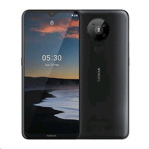 Nokia 5.3 Single Sim 4GB RAM 64GB LTE (Black)