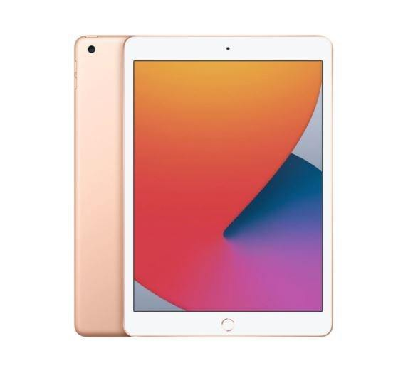 Apple iPad (2020) 128GB Wifi (Gold) MYLF2LL/A