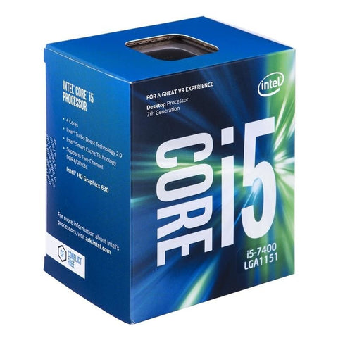 Intel Core i5 7400 3.0 GHz Processor 6MB LGA1151 14nm - checkwayelectrotech.com