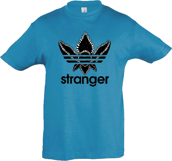 T-Shirt Enfant série stranger thing