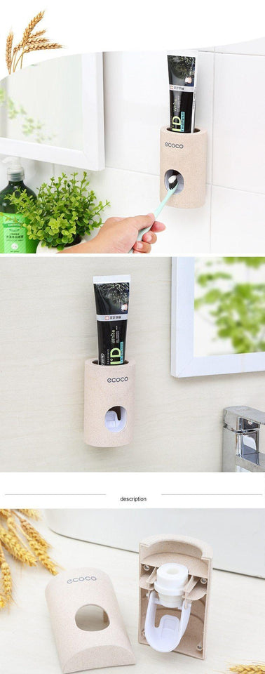 Toothpaste Dispenser & Squeezer - Best Automatic Toothpaste Dispenser & Squeezer Toothpaste Dispenser Timeless Matter