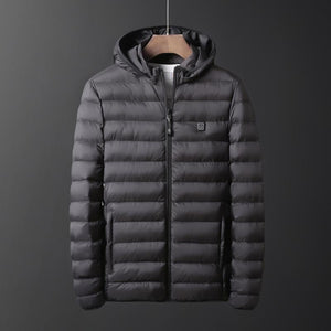 Heated Jacket For Men & Women Heated Jacket Timeless Matter