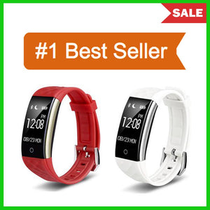 Fitness Tracker Watch: Best Activity Tracking Watch - S2 Smart Wristband