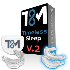 Adjustable Anti Snoring Mouthpiece / Mouthguard (Timeless Sleep V2) Mouthpiece V2 Timeless Matter default