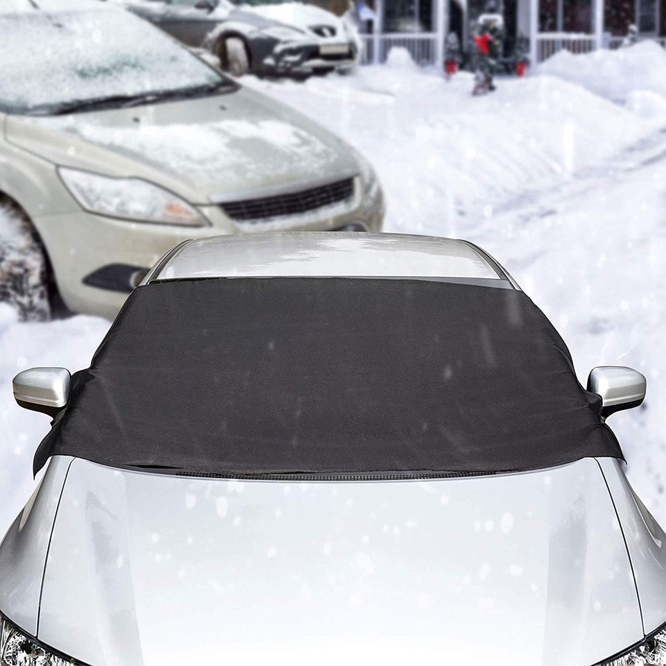 Magnetic Windshield Snow Cover - Windscreen Ice Protector Windshield Snow Cover Timeless Matter