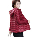 Winter Padded Hooded Jacket (WJ103)
