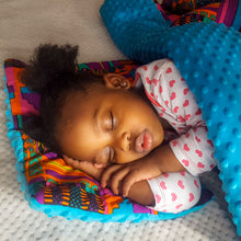 Load image into Gallery viewer, Ogun | baby blanket - Muffin Sisters
