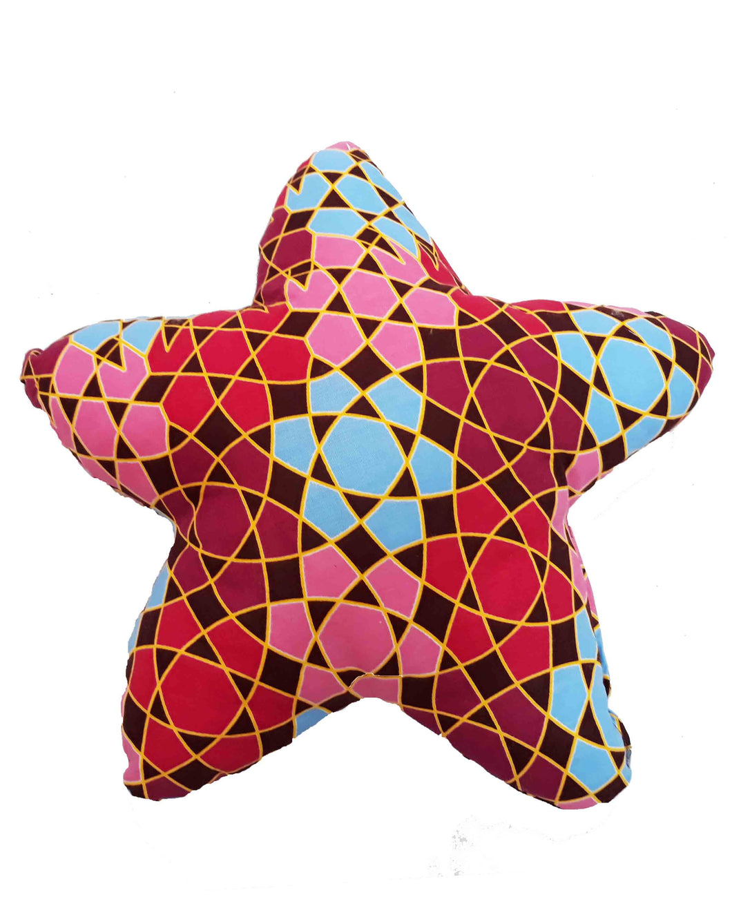Star shaped pillow - Muffin Sisters