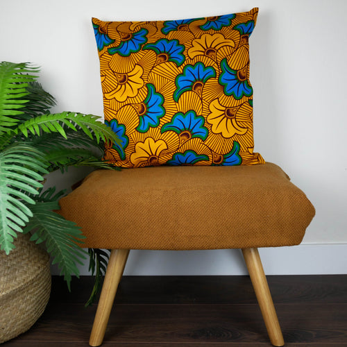 Blue Hibiscus | Pillowcase - Muffin Sisters