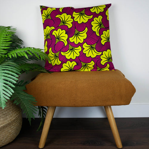 Yellow Hibiscus | Pillowcase - Muffin Sisters