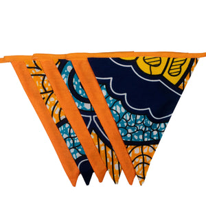 Amma | African print bunting - Muffin Sisters