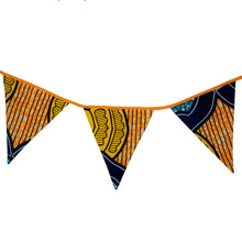 Load image into Gallery viewer, Amma | African print bunting - Muffin Sisters