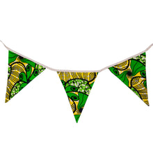 Load image into Gallery viewer, Loko | African print bunting - Muffin Sisters