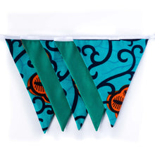 Load image into Gallery viewer, Leza | African print bunting