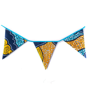 Amma | African print bunting