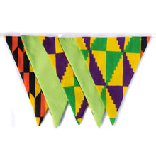 Load image into Gallery viewer, Mujaji | African print bunting