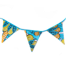 Load image into Gallery viewer, Mugasa | African print bunting