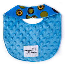 Load image into Gallery viewer, Odudua I | Baby bib with velcro fastening