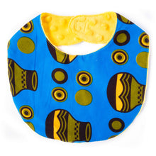 Load image into Gallery viewer, Odudua | Baby bib with velcro fastening