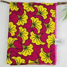 Load image into Gallery viewer, Yellow Hibiscus |  Light blanket