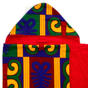 Gleti |  Toddler hooded towel