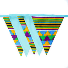 Load image into Gallery viewer, Elegua | African print bunting