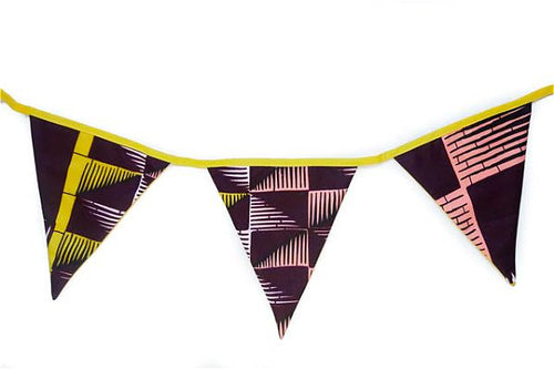 Fayola | African print bunting