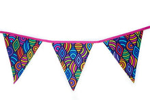 Load image into Gallery viewer, Imana | African print bunting