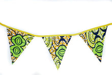 Load image into Gallery viewer, Juok | African print bunting