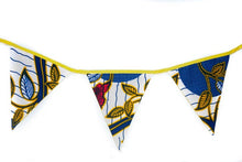 Load image into Gallery viewer, Mungu | African print bunting