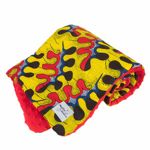 Orunmila |  Toddler blanket & pillow set