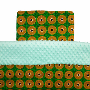 Asa |  Toddler blanket & pillow set