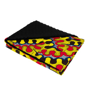 Orunmila | Throw blanket