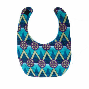 Baby bib with velcro fastening - Muffin Sisters