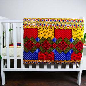 Sango |  TODDLER baby blanket & pillow set - Muffin Sisters