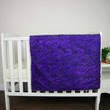 Load image into Gallery viewer, Olokun |  baby blanket - Muffin Sisters