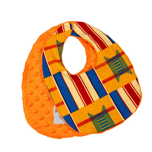 Umi | baby bib with velcro fastening - Muffin Sisters